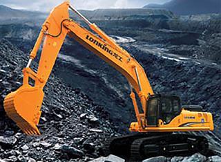 龙工LG6485H挖掘机