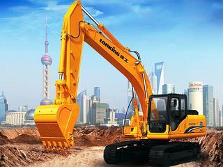 龙工LG6215D挖掘机