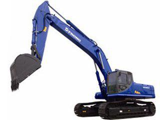 山重建机GC498LC挖掘机