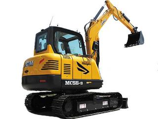 山重建机 MC56-9 挖掘机