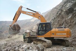凯斯CX220B挖掘机