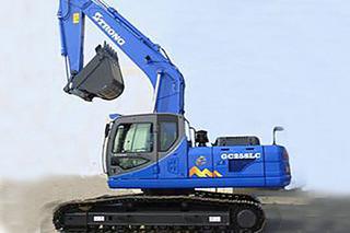 山重建机GC258LC挖掘机