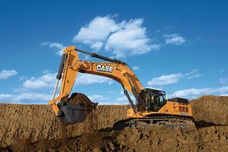 凯斯 CX800B 挖掘机