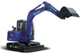 山重建机GC60挖掘机