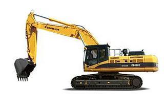 中聯重科 ZE480E 挖掘機圖片