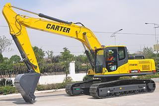 卡特重工 CT240-8A 挖掘机图片