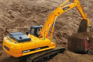 雷沃重工 FR330D 挖掘机