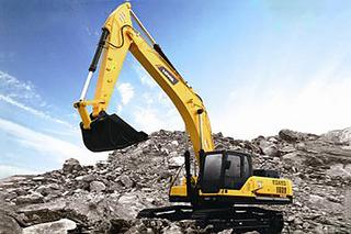 雷沃重工 FR370E 挖掘机