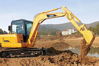 青岛福田雷沃挖掘机_雷沃重工FR65V8挖掘机-雷沃重工挖掘机FR65V8价格-参数-图片-铁甲 ...