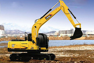 雷沃重工 FR150E 挖掘机