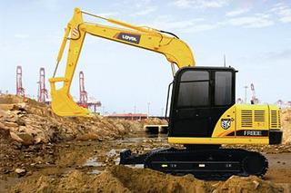 雷沃重工 FR80E 挖掘机
