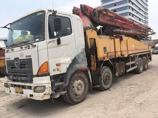 大象 49米 泵車圖片
