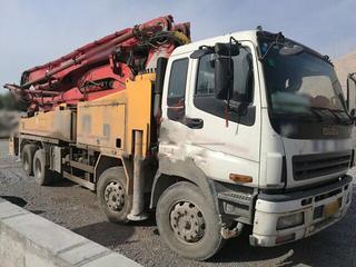大象 46米 泵車圖片