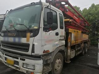 大象 38米 泵車圖片