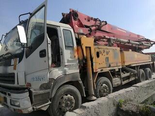 大象 42米 泵車圖片
