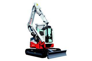 竹内 TB153FR 挖掘机
