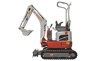 竹内 TB210R 挖掘机