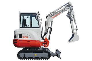 竹内 TB230 挖掘机