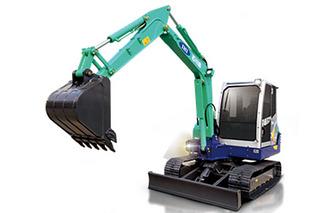 石川岛 IHI 55NSL 挖掘机