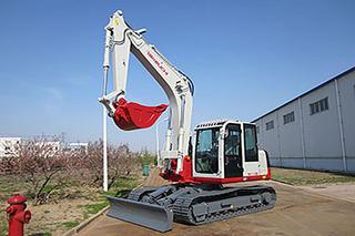 竹内 TB1135C 挖掘机