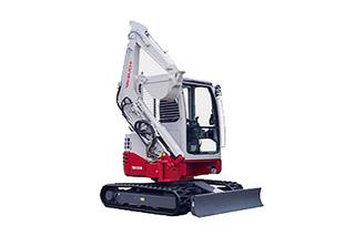 竹内 TB128FR 挖掘机