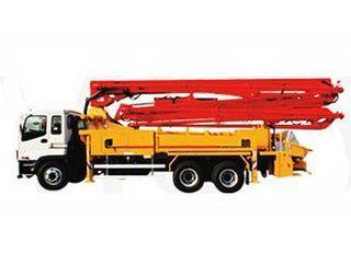 大象 43米测试 泵车图片