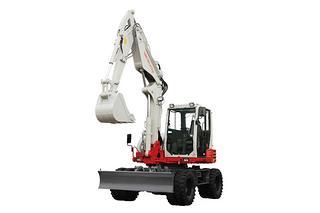 竹内 TB295W 挖掘机