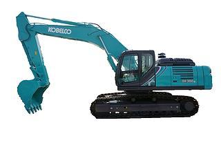 神钢 SK350LC-10 挖掘机