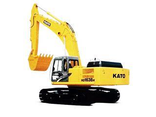 加藤 HD1638-R5 挖掘机