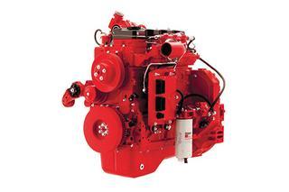 东风康明斯 QSB6.7-C190 发动机图片