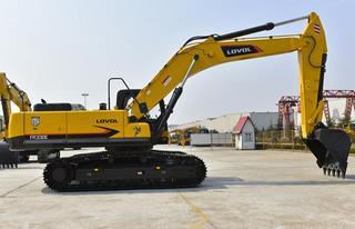 雷沃重工 FR330E 挖掘机