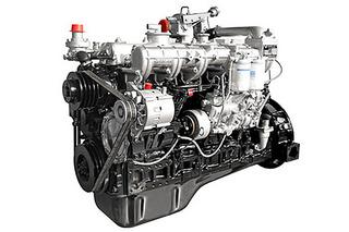 玉柴YC6A增压中冷发动机