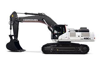 海德宝莱 HMK 490 LC HD 挖掘机