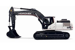 海德宝莱 HMK 370 LC HD 挖掘机