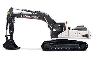 海德宝莱 HMK300LC 挖掘机
