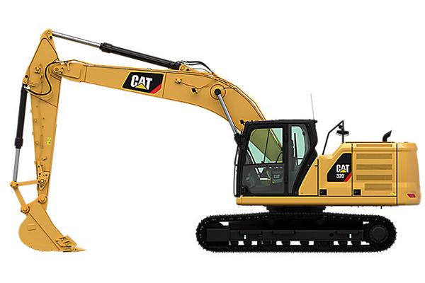 卡特彼勒新一代Cat®320液压