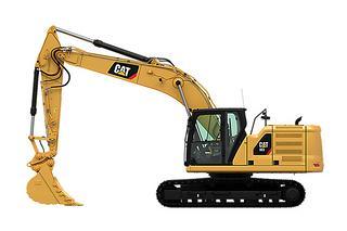 卡特彼勒 新一代Cat®323液压 挖掘机