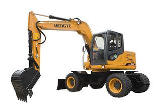 恒特重工 HT95W 挖掘机