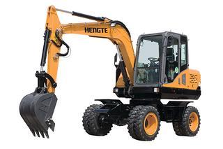 恒特重工 HT75W 挖掘机