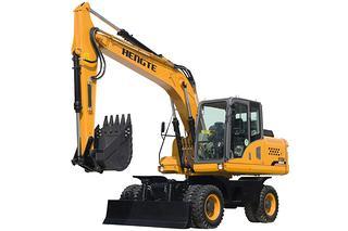 恒特重工HT155W挖掘机