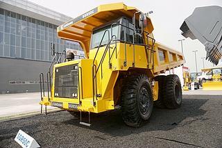 柳工 SGR50C 非公路自卸车