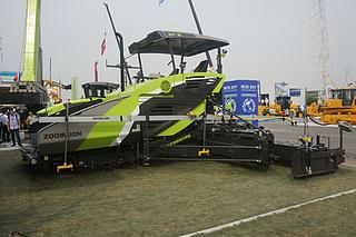 中联重科 zp3880re 沥青摊铺机