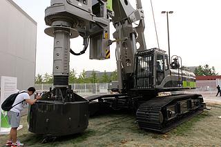 中联重科 ZR360C 旋挖钻