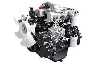 玉柴 YC4FA(55KW) 发动机图片