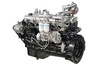 玉柴YC6J(105KW)发动机