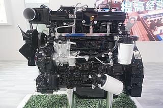 錫柴 4DX11-64 發動機圖片