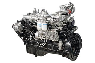 玉柴YC6J(140KW)发动机