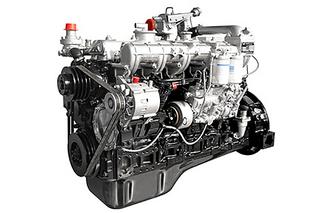 玉柴YC6A(增压128KW)发动机