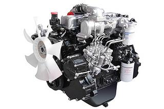 玉柴 YC4FA(33KW) 发动机