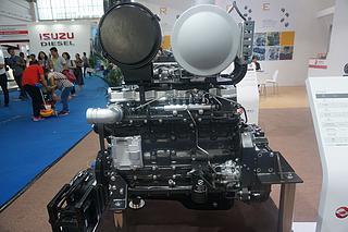 上柴 SC7H140 發動機圖片